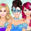 Barbie Fairy Vs Mermaid Vs Princess