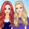 Divas On Pinterest Barbie Vs Ariel Vs Cindy