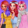 Princesses Colors Roulette
