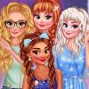 Princesses Galaxy Crush