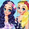 Princesses Love Floral Looks